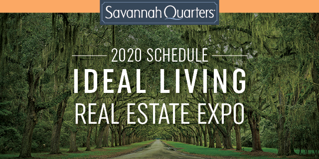2020 ideal-LIVING Real Estate Expo Schedule