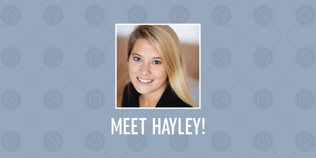 Employee Spotlight: Hayley, Director of Fun & Social Lifestyle