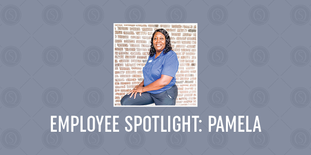 Employee Spotlight: Pamela Thompson