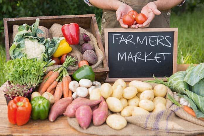 The Forsyth Farmers' Market