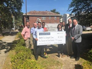 Check presentation at the Whitefield Center