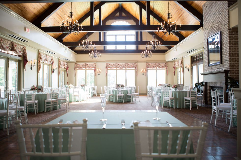 Book Your Wedding with The Club at Savannah Quarters <sup>®</sup>