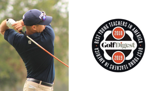 """Cody Carter of The Club at Savannah Quarters Named In Golf Digest's """"Best Young Teachers in America"""" List"""
