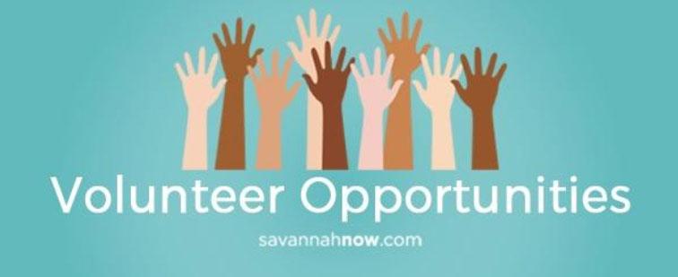 Volunteer opportunities in Savannah