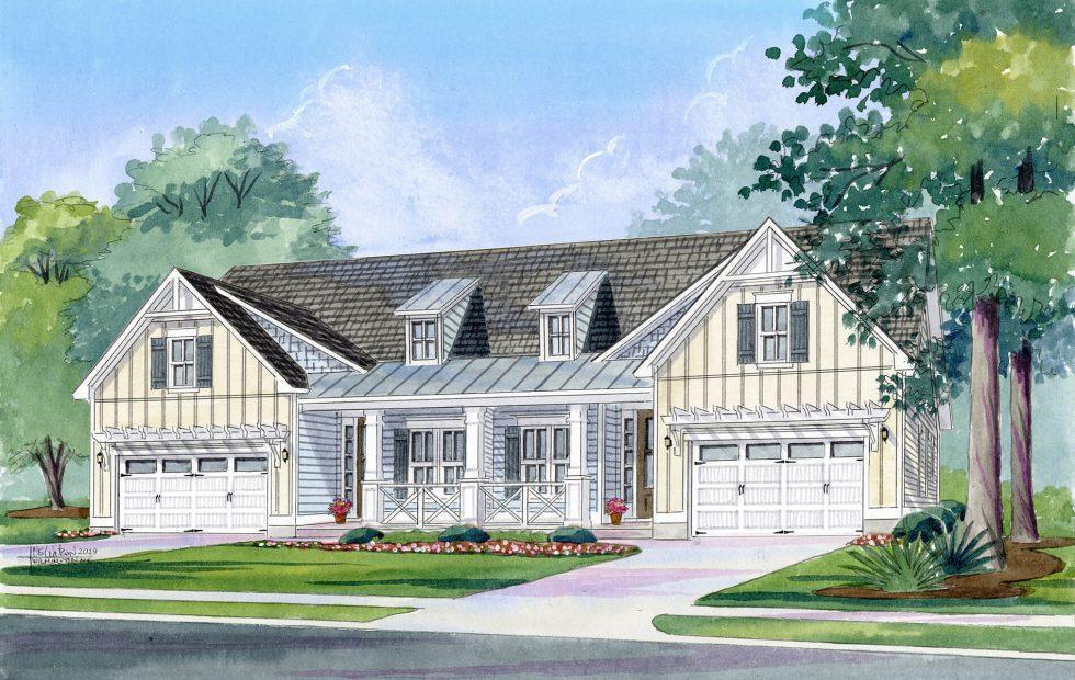 Introducing Westbrook Pointe: New Paired Villas in Savannah