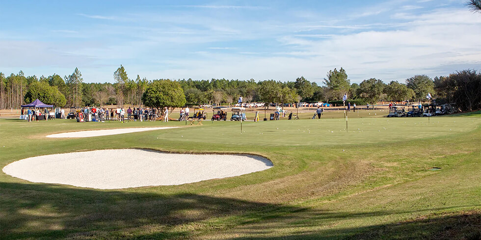 PHOTOS: The Club at Savannah Quarters renovates golf pratice facility