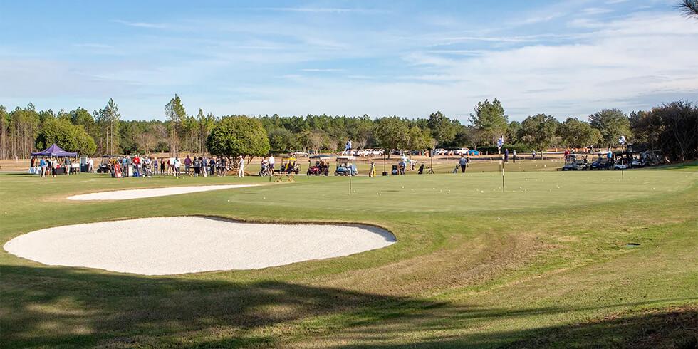 PHOTOS: The Club at Savannah Quarters renovates golf pratice facility