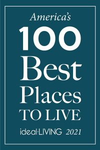 Ideal-Living 2021 100 Best Places to Live